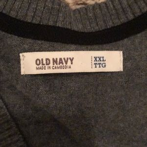 Old Navy Sweaters - Argyle sweater